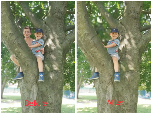 Add Or Remove A Person Or Object From A Picture With Adobe Photoshop