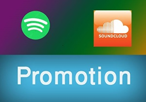 I will do Sound cloud Promotion For Hip Hop Music