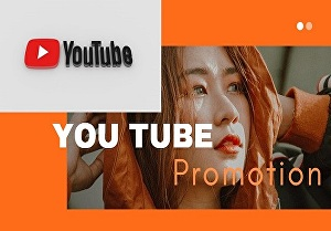 I will do  organic you tube video promotion