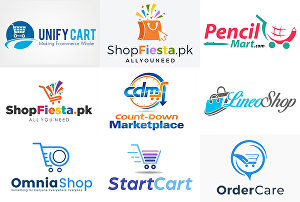I will do eCommerce logo