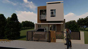 I will make 3D photo-realistic image of your exterior building