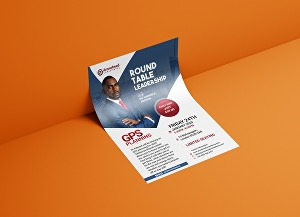 I will design your business flyer, real estate and other flyers