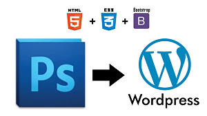 I will create a WordPress website for your company