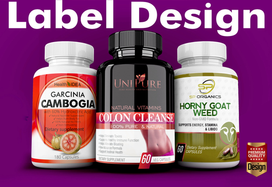 Design Product label and Packaging Design within 24 hours