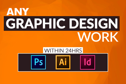 do any Graphic Design Work
