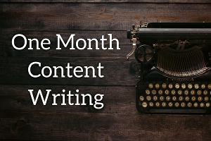 I will write regular content for your blog, website or social page