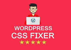 I will fix Wordpress, HTML,CSS, Bootstrap Issues