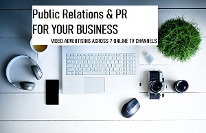 I will Provide Premium PR for Book releases, New Businesses, Public Campaigns,Events,Charities et