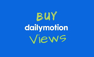 I will deliver 1000 Dailymotion Video Views