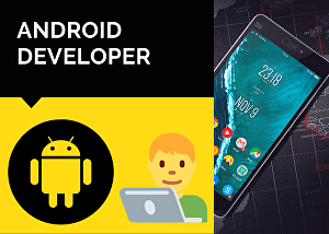 I will design and develop android app for you