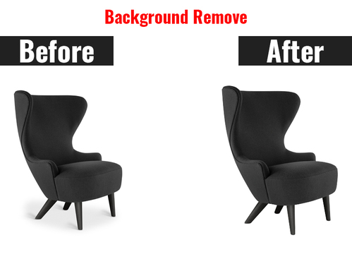 remove Background of 20 images professionally