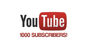 I will add 1,000 real YouTube subscribers