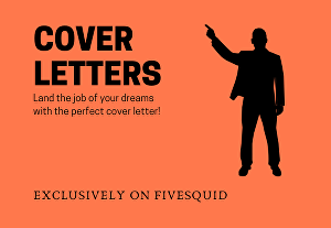I will write a concise cover letter for your job application
