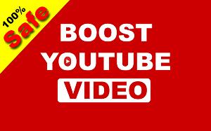 I will add 1300 High Retention Permanent YouTube Views
