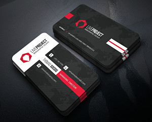 I will create professional Business card, letterhead and stationery design