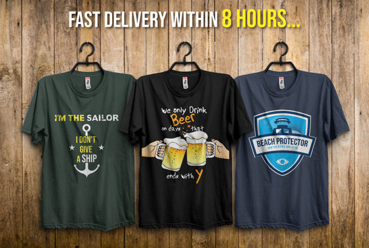 design quality t shirts for your amazon merch, teespring etc