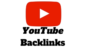 I will Build 10 high quality backlinks to your youtube video for SEO rankings