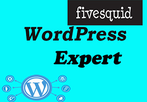 I will design WordPress website, create WordPress website and develop a WordPress website