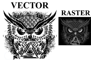 I will Vector Trace/Recreate You any low Res Logo,Image,Drawing In Vector Format, Ai, Eps, Svg,Pd