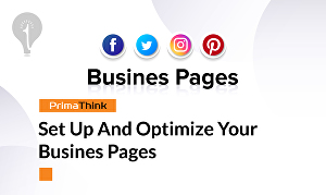 I will Set Up & Optimize Facebook, Twitter, Instagram, Pinterest