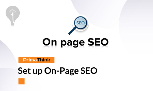 Set up On-Page SEO for up to 20 page website