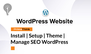 I will Create 5 Basic Pages WordPress Website