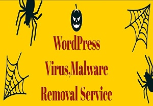 I will recover hacked WordPress site And Remove Malware or Virus