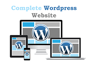 I will Build Professional WordPress website and eCommerce website