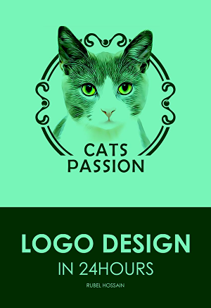 I will Logo design, Logo Update