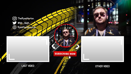 do a stunning youtube outro for your channel