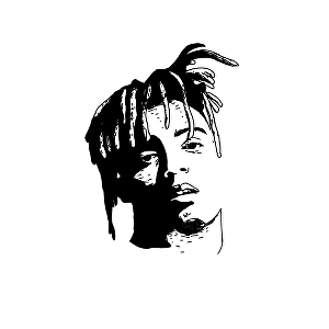 I will draw your face into line art in my freestyle