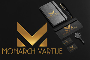 I will logo design or modern luxury minimalist 3d business logo design with copyright