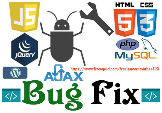 cccccc-bugfix your website PHP, MySQL or WordPress problem