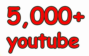 I will Give you Real-Instant 5,000+ Youtube Video Views