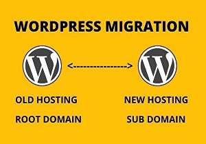 I will migrate, transfer, backup, clone your wordpress website in 24hours