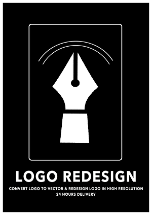 I will Logo Redesign