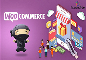 I will create a professional eCommerce website online store woocommerce