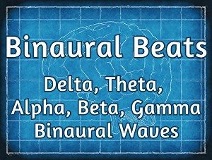 I will create powerful binaural waves for commercial use