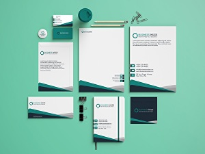 I will design branding stationery for your business in 24 hours