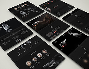 I will design Mobile App UI