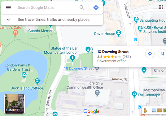 show Office location in your website using Google Map