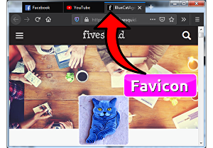 I will add Favicon for your website to give it a Professional look