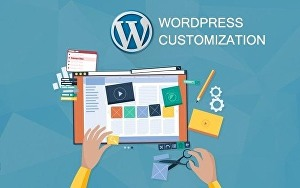 I will create 1 page wordpress website with elementor