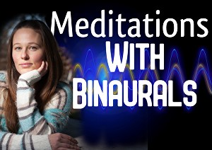 I will create binaural waves of your choice for guided meditations