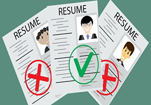 I will create a resume or cv for you
