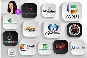 I will professional creative logo for business and website