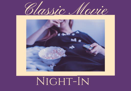 plan your classic movie night-in