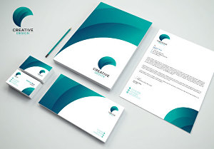 I will do letterhead, business card or stationary design for your business