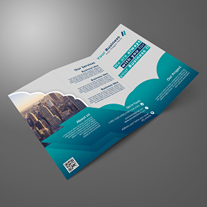 I will do tri-fold brochure design for your business