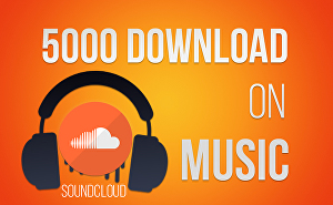 I will give you 5000+ SoundCloud music download